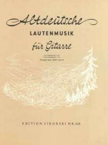 anthologie-du-luth- pour guitare-vol3
