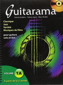 guitarama vol1 a