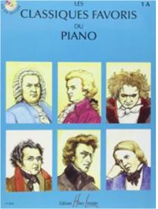 les classiques favoris du piano - 1a