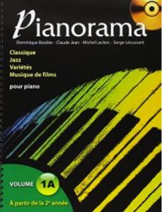 pianorama vol 1a