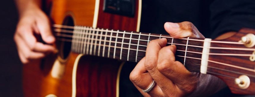 l'origine de la Guitare ?