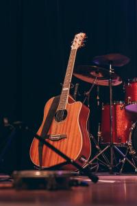 Guitare à 6 cordes